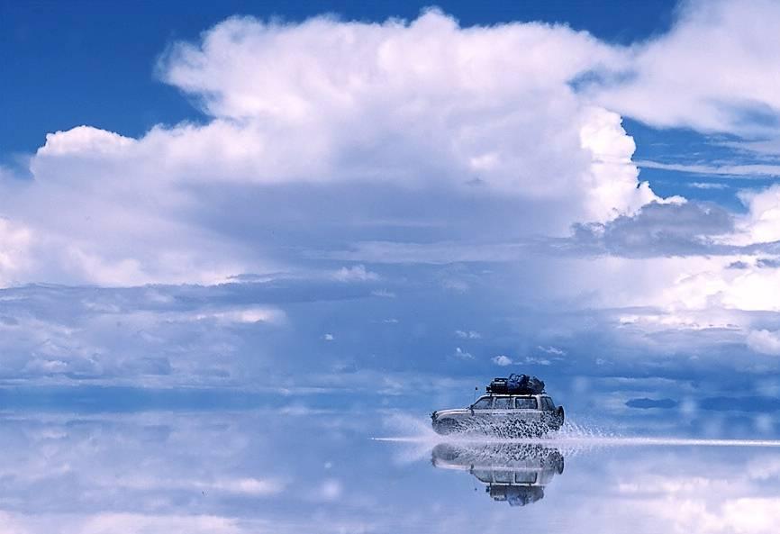 La paz - Uyuni - Tourisme Clasico