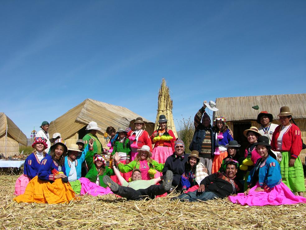 tradition énergétique andine